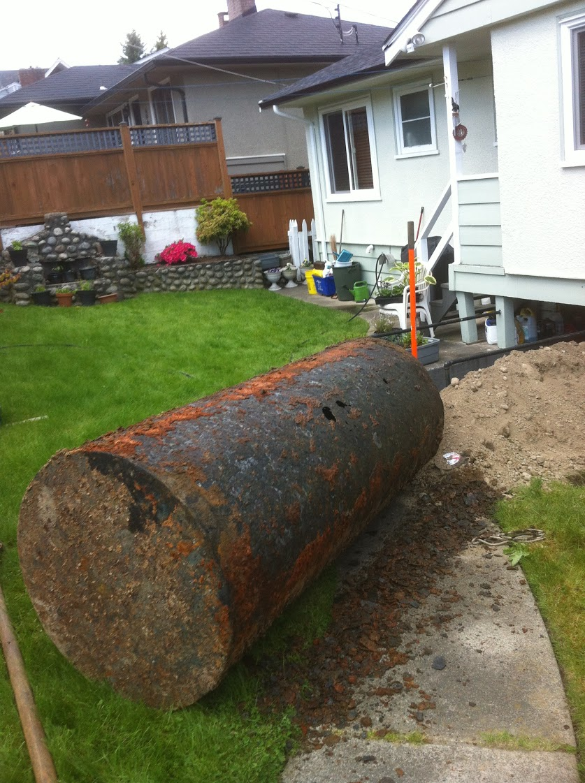Residential Underground Storage Tanks Oil Tank Removal